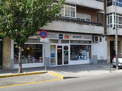 tiendas de pintura en Madrid